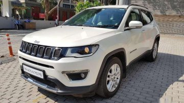 Jeep COMPASS Compass 2.0 Limited, 2017, Diesel MT in Thane