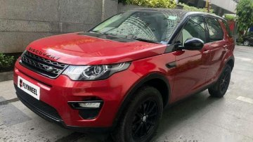 2016 Land Rover Discovery AT for sale in Hyderabad
