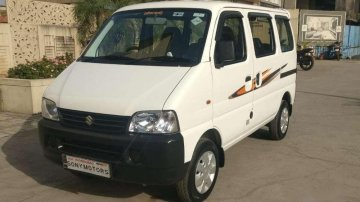 Maruti Suzuki Eeco 5 STR WITH A/C+HTR CNG, 2017 MT for sale in Mumbai