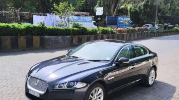 Used 2012 Jaguar XF Diesel AT for sale in Mumbai