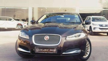 Used Jaguar XF 2015 Diesel AT for sale in Dehradun