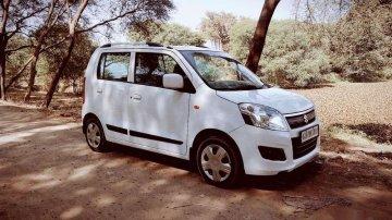 Used Maruti Suzuki Wagon R VXI 2015 MT for sale in Anand