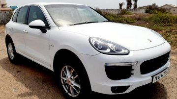 Used 2015 Porsche Cayenne 2009-2014 AT for sale in Chennai