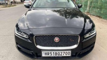 Used Jaguar XE 2017 AT for sale in Gurgaon