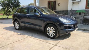 Used Porsche Cayenne 2012 AT for sale in Ludhiana