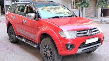2017 Mitsubishi Pajero Sport Sport 4X4 AT for sale in Kolkata