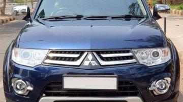 Used Mitsubishi Pajero Sport 2016 AT for sale in Mumbai