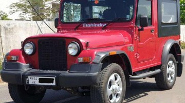 Used 2017 Mahindra Thar CRDe MT for sale in Nashik