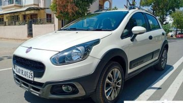 Used 2015 Fiat Avventura MT for sale in Ahmedabad