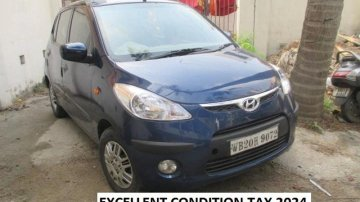 Used 2009 Hyundai i10 Sportz 1.2 MT for sale in Kolkata