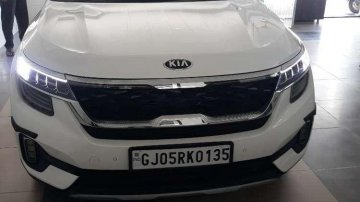 Used 2020 Kia Seltos AT for sale in Surat