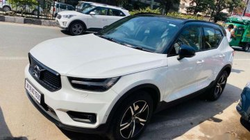 Used Volvo XC60 2018 AT for sale in Noida