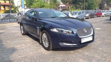 Used Jaguar XF 2.2 2013, Diesel AT for sale in Kolkata