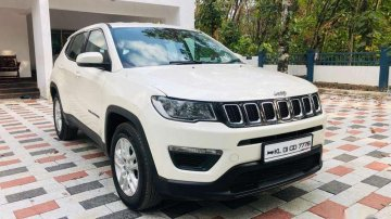Jeep COMPASS Compass 2.0 Limited, 2017, Diesel AT for sale in Kochi