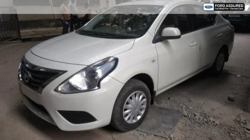 Used 2016 Nissan Sunny XL MT for sale in Silchar