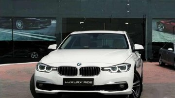 Used BMW 3 Series 2016 AT for sale in Karnal