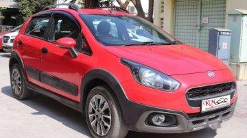 Fiat Avventura Active Multijet 1.3, 2017, Diesel MT in Ahmedabad