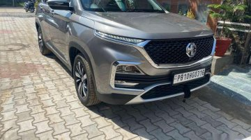 Used MG Hector 2019 MT for sale in Ludhiana