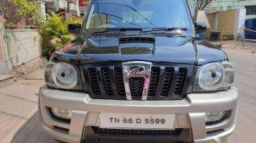 Used Mahindra Scorpio VLX 2011 MT for sale in Coimbatore
