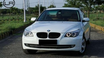 Used BMW 5 Series 520d Modern Line 2009 AT for sale in Karnal