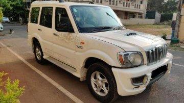 Used Mahindra Scorpio 2.6 Turbo 7 Str 2010 MT for sale in Nagar