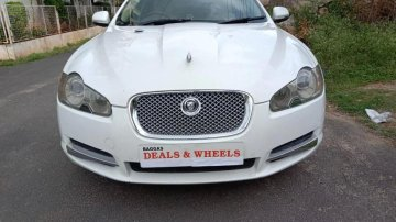 2011 Jaguar XF 3.0 Litre S Premium Luxury AT in Hyderabad