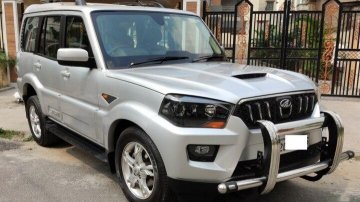 2016 Mahindra Scorpio S10 7 Seater MT for sale in Kolkata