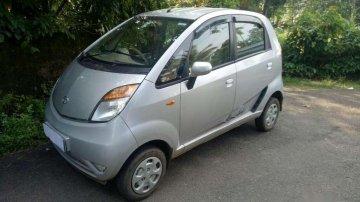 Used Tata Nano LX, 2013, Petrol MT for sale in Kochi
