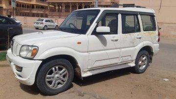2012 Mahindra Scorpio 2.6 Turbo 7 Str MT for sale in Jaipur