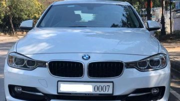 Used 2012 BMW 3 Series 320d AT for sale in Chandigarh