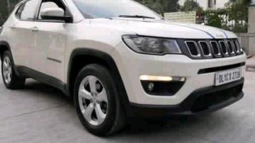 Used Jeep Compass 2.0 Longitude Option 2017 MT in New Delhi