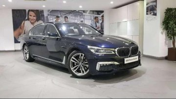Used BMW 7 Series 730 Ld M Sport, 2016, Diesel AT for sale in Mumbai