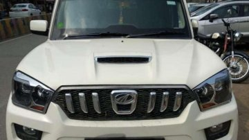 Used Mahindra Scorpio 2015 MT for sale in Kanpur