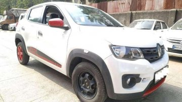Renault Kwid 1.0 RXT EDITION, 2018, Petrol MT for sale in Mumbai