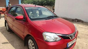 Used Toyota Etios 2014 MT for sale in Anantapur