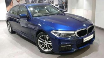 Used BMW 5 Series 530d M Sport 2017 AT for sale in Mumbai