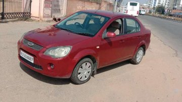 Used Ford Fiesta 2009 MT for sale in Jaipur