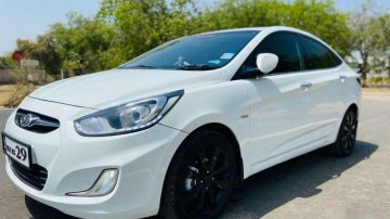 2012 Hyundai Verna 1.6 CRDi SX AT for sale in Ahmedabad
