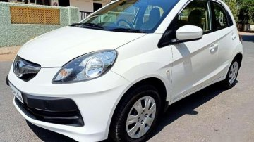 Honda Brio S Manual, 2012, Petrol MT in Vadodara