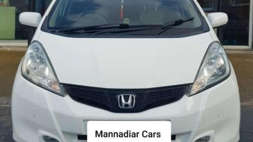 Used Honda Jazz X 2012 MT for sale in Coimbatore