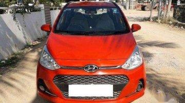 Used Hyundai i10 Sportz 2018 MT for sale in Hyderabad