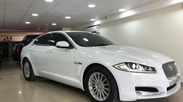 Used 2015 Jaguar XF 2.2 Litre Luxury AT for sale in Chennai