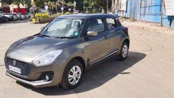 Used 2019 Maruti Suzuki Swift VXI MT for sale in Mumbai