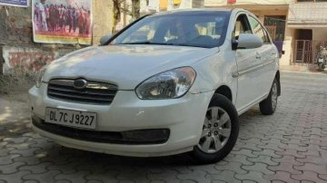 Used 2010 Hyundai Verna MT for sale in Ghaziabad