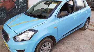 Used Datsun GO T, 2014, Petrol MT for sale in Noida