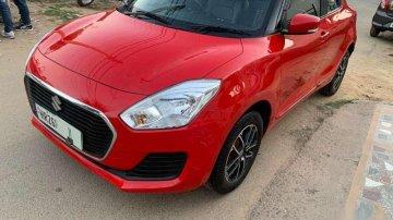 Used Maruti Suzuki Swift VXI 2018 MT for sale in Guragon