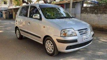 Used Hyundai Santro Xing GLS LPG, 2011 MT for sale in Erode