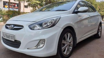 Used Hyundai Verna 1.6 CRDi SX 2013 MT for sale in Surat