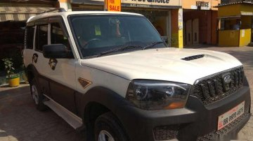 Used 2017 Mahindra Scorpio MT for sale in Hajipur