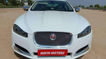Used 2014 Jaguar XF Diesel AT for sale in Ahmedabad